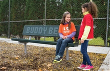Burke Buddy Bench