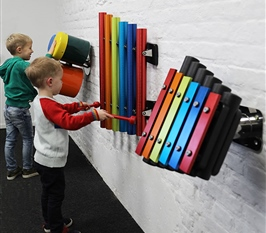 Percussion Play Rainbow Trio